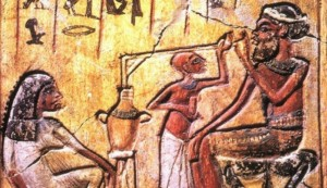 Ancient Egypt beer