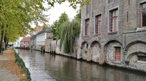 Brughes canal