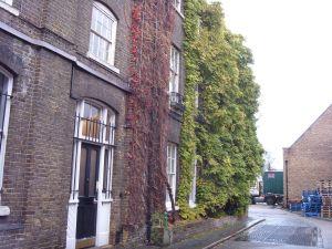 Fullers Brewery front door